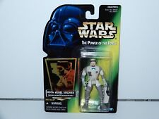 STAR WARS POTF2 HOTH REBEL SOLDIER MOSC 1996 KENNER