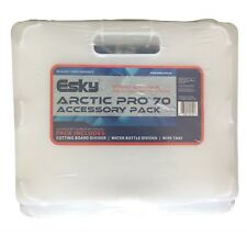 Esky ARCTIC PRO-70 COOLER ACCESSORY PACK Board, Ice Brick Divider & Wire Basket