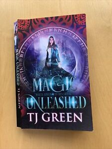 Magic Unleashed: 3 (White Haven Witches) Paperback Book Used - Good. TJ Green