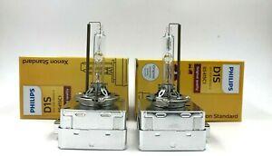 2x New OEM 06-17 BMW F 4 Series Philips D1S Xenon HID Headlight Bulb