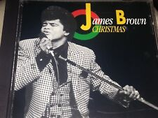 James Brown - Christmas - CD! (1994, PolyGram Release) RARE