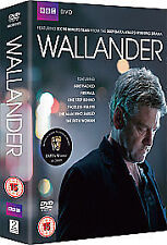 Wallander  series 1 & 2 DVD  NEW & SEALED