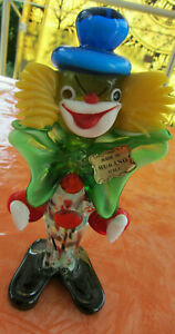 Clown aus Murano - Italien aus den 80ern