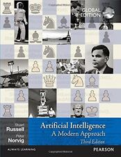 Artificial Intelligence:A Modern Approach by Russell and Norvig (Global edition)