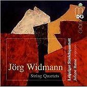 String Quartets Nos. 1 - 5 (Leipziger Streichquartett) CD (2008) Amazing Value