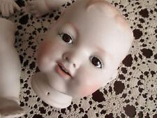 Antique Reproduction Porcelain Am Doll Kit/Set