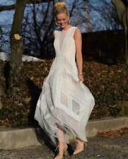 NEW BCBG MAX AZRIA Andi Lace Dress OFF WHITE 6/8/12