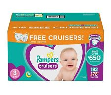 Pampers Cruisers Diapers - Free Shipping - Choose Your Size