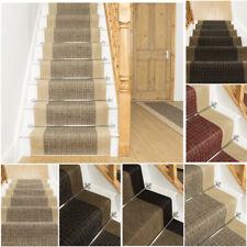 runrug Stair Runner Carpet for Stairs - Long Wide Runners for Staircase - Jenga