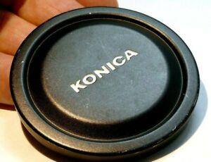 Konica Front Lens Cap 55mm Metal slip on type  for Hexanon 35mm f2.8 AR