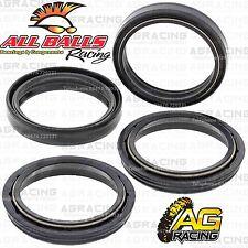 All Balls Fork Oil & Dust Seals Kit For Kawasaki KX 250F 2007 Motocross Enduro