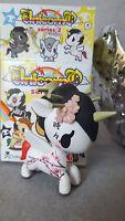 """RARE Tokidoki Unicorno Series 2 SAKURA 2.5"""" Vinyl Figure (Discontinued) With Box"""