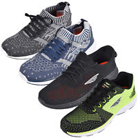 RED TAPE Mens Trainers Ankle Cuff Lace up Light Weight Memory Foam Comfy Shoes