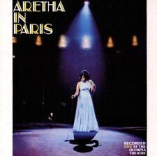 NEW CD Album Aretha Franklin - Aretha in Paris (Mini LP Style Card Case)