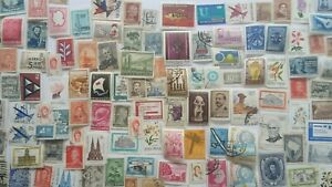 2000 Different Argentina Stamp Collection