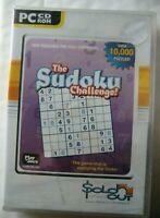 29982 - The Sudoku Challenge ! [NEW / SEALED] - PC (2005) Windows XP
