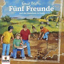 FÜNF FREUNDE - 122: UND DER GROßALARM IN KIRRIN (2017)   CD NEU