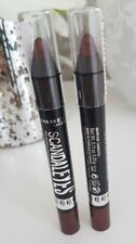 RIMMEL SCANDALEYES WATERPROOF EYESHADOW STICK DUO 003 BAD GIRL BRONZE x2