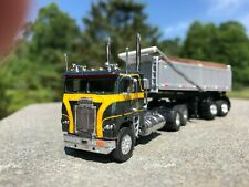 1/87 Custom Built,Herpa C/O Freightliner & Dump Trailer