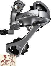 SHIMANO CLARIS 2400-GS 8-SPEED MEDIUM CAGE ROAD REAR BICYCLE DERAILLEUR