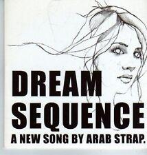 (DA356) Arab Strap, Dream Sequence - 2005 DJ CD