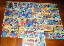 Bandai Street Fighter Zero Alpha Vol. 2 Carddass 36 Cards set