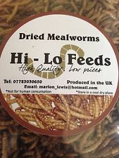 1KG  Dried Mealworms