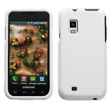 SAMSUNG i500 FASCINATE MESMERIZE CASE SOLID WHITE
