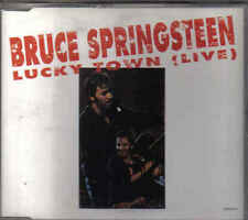 Bruce Springsteen-Lucky Town Live cd maxi single