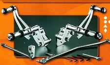 Pedane Avanzate Forward Controls Kit Harley Sportster 883 1200 comandi avanzati
