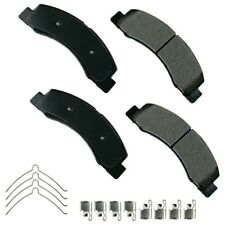 Disc Brake Pad Set fits 1999-2005 Ford Excursion F-250 Super Duty,F-350 Super Du