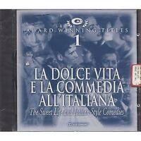 NINO ROTA ORTOLANI NASCIMBENI TROVAIOLI PIOVANI CARPI RUSTICHELLI CD OST 1998