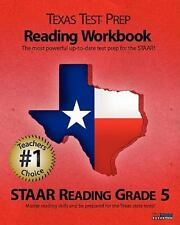 Texas Test Prep Reading Workbook, STAAR Reading Grade 5