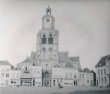 BERG-OP-ZOOM c.1900-20 -Maisons Commerces Église Ste Gertrude Hollande- DIV 6864