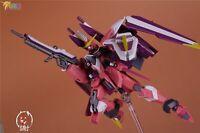 US Seller Robot Spirits Gundam Seed Justice Action Figure Robot TAMASHII