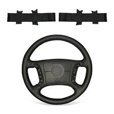 For BMW E38 E36 E36/5 E46 E39 E31 X3 X5 Z3DIY PU Leather Steering Wheel Wrap