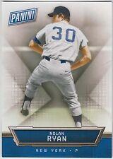NOLAN RYAN 2016 Panini National Silver Pack New York Baseball #NY6 Mets