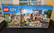 LEGO City SWAMP POLICE STATION 60069 Sealed NIB Retired