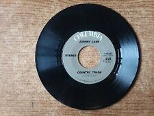 1972 VERY GOOD++Johnny Cash  ‎– Oney / Country Trash 45660 45