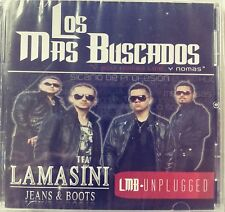 LOS MAS BUSCADOS - LMB UNPLUGGED (BRAND NEW CD)