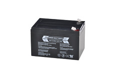 12V 12Ah RPower AGM Batterie Bleiakku USV Akku Notstrom Notlicht Bleibatterie