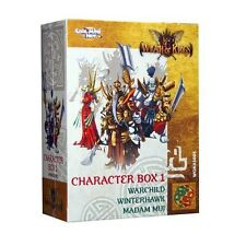 Wrath of Kings - House of Shael Han Character (Leader) Box 1 CMNWOK03005