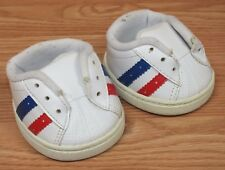 Genuine Build - A - Bear Work Shop Red White Blue Cheerleader Tennis Shoes Only