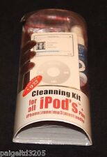 Fast Trax Cleaning kit for all iPod iPod's Plus iPhone / Zune / mp3 / Most Audio
