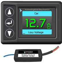 Hummingbird RF Battery Monitor with Receiver HMRF2000