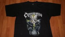 Vintage Hip Hop CYPRESS HILL Powers of the Herb Concert T-Shirt XL men women Rap