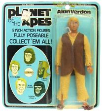 Vintage 1967 Apjac Mego Planet of the Apes Alan Verdon Astronaut Nm Mint w/Card