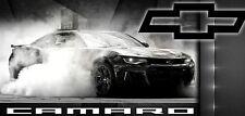 Chevrolet Chevy Camaro 6th Gen SS 2SS 2016-2017  Vinyl Banner Sign Garage Art