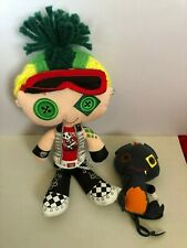 Deuce Gorgon De Monster High Muñeca Suave con Pet