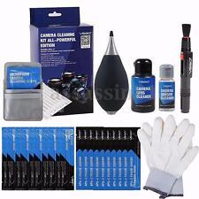 Lens Cleaner Kit Pen Sensor Cleaning Swab MicroFiber Cloth For Digital Camera